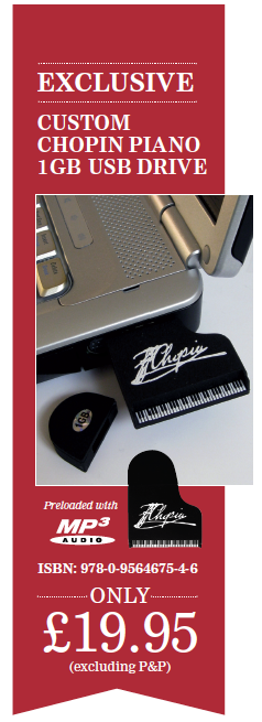 Chopin 1GB USB Drive