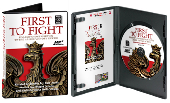 First to Fight - Audio Book