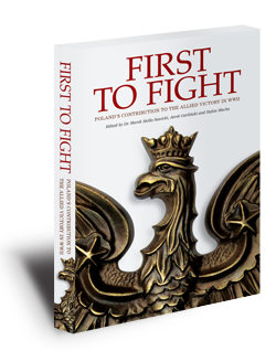 First to Fight Book Cover